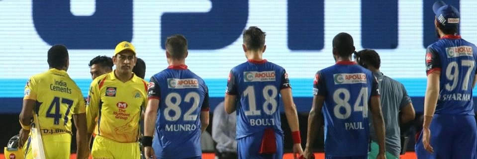 7a3a883dc49006 IPL 2019 Qualifier 2 CSK vs DC  Twitter Hails Chennai Super Kings ...