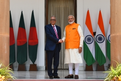 India accords highest priority to links with Bangladesh: Modi