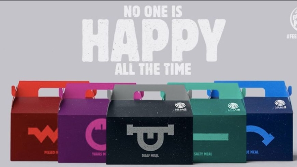 Burger King Mocks Mc Donald's Happy Meal With Its Sad Meals!