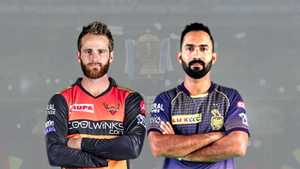 With Rajasthan's loss, race for the playoffs is now a two-horse race between KKR and SRH.