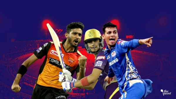 Khaleel Ahmed, Shubman Gill and Rahul Chahar are among the young players who have impressed with their game this season.