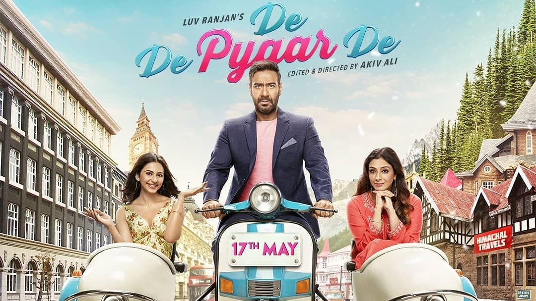 Box Office: 'De De Pyaar De' Has a Dull Start With 10 Cr on Day 1