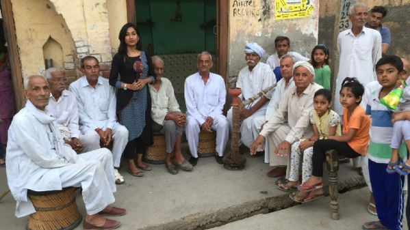The Quint's chaupal reaches Bisahan village in Jhajjhar in Haryana.