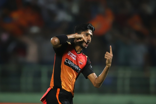 Khaleel announced his arrival to IPL 2019 with a 3 for 30 against Delhi Capitals.