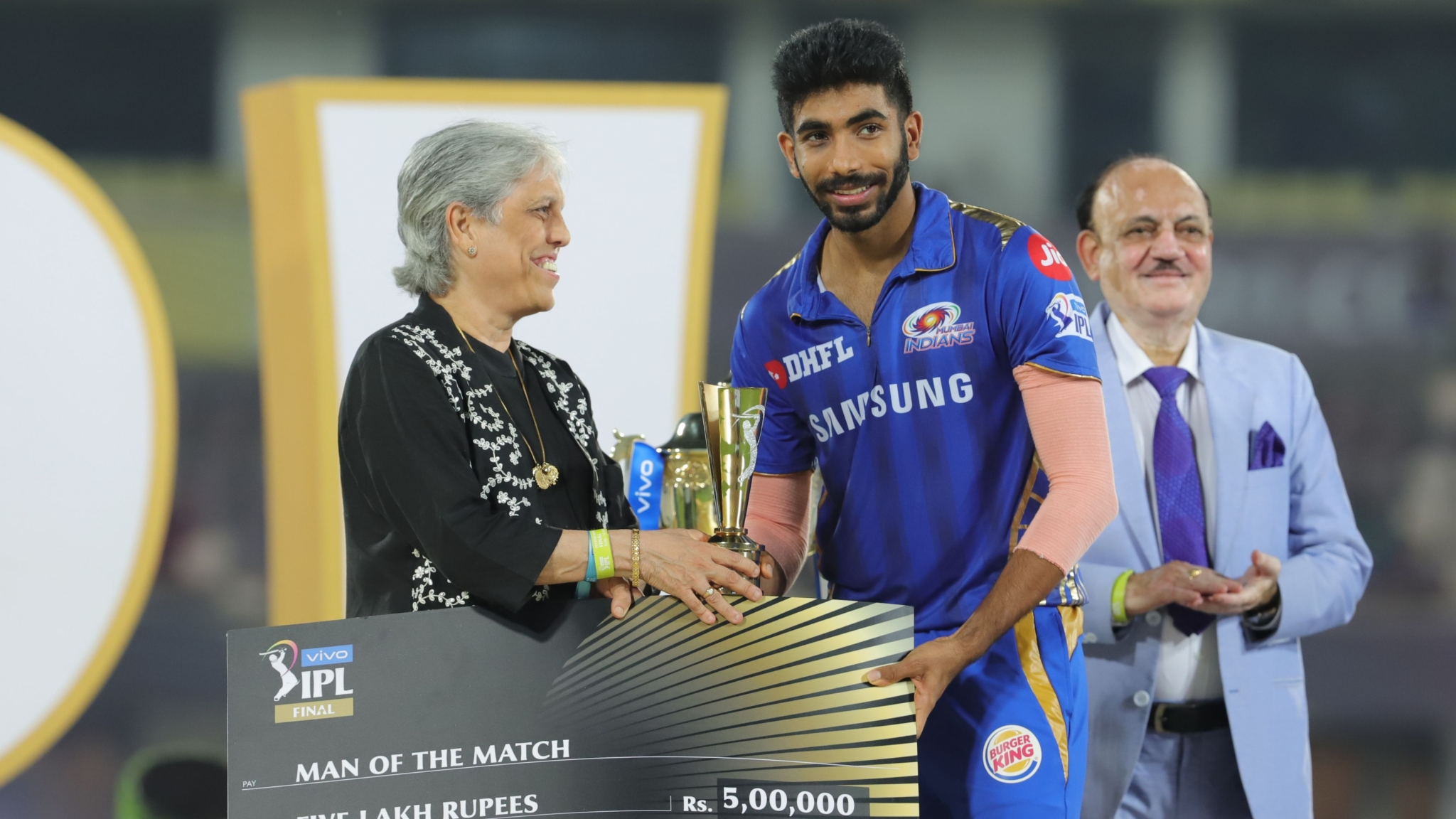 Full List of Awards Handed Out After IPL 2019 Final