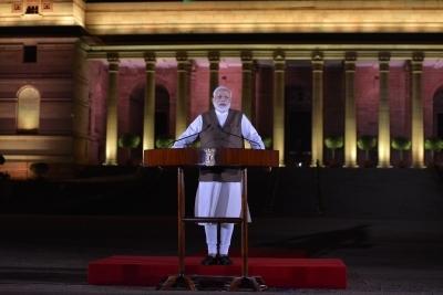 Modi asks parliamentarians to shun VIP culture