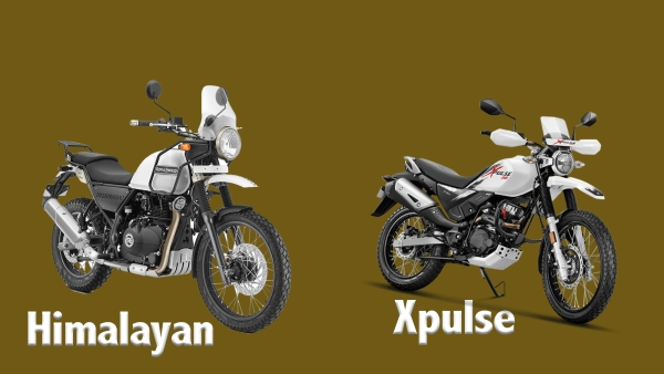 Royal Enfield Himalayan vs Hero Xpulse Comparison