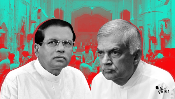 After SL Blasts, Why Do Sirisena & Wickremesinghe Still Have Jobs?