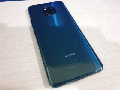 Huawei Mate 20 X arriving in Britain next month