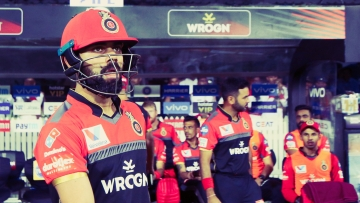 Virat Kohli's RCB once again failed to make it to the playoffs.