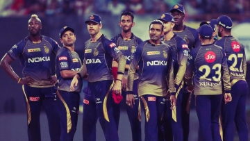 Kolkata Knight Riders finished fifth in the points table in IPL 2019.