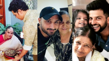 On Sunday, 12 May, the  cricket fraternity took to social media to wish their moms on Mothers Day.