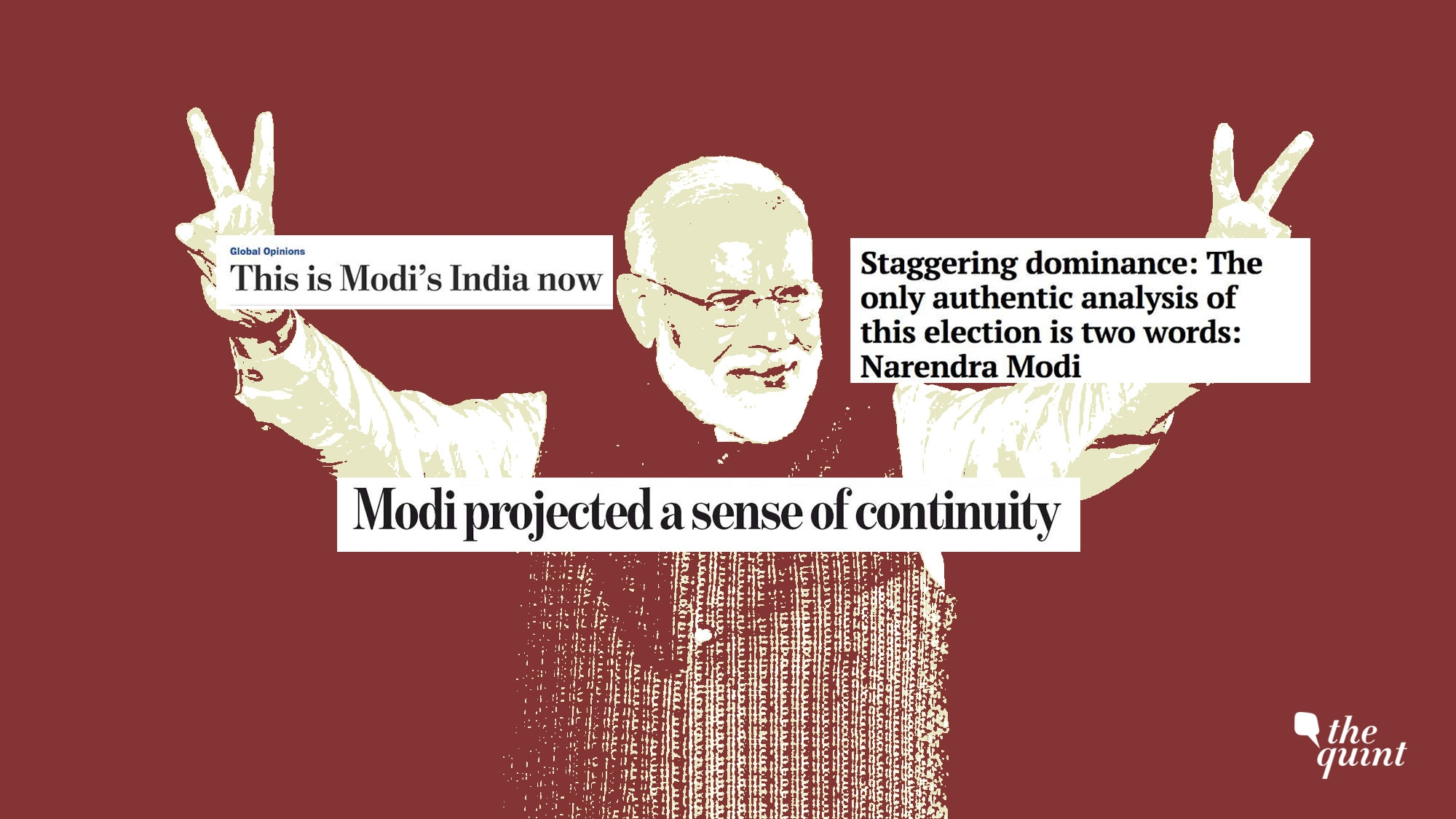 'Staggering Dominance': How Media Opined on Modi's LS Victory