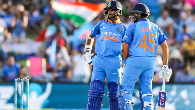 In the two warm-up matches Rohit scored 2 and 19 against New Zealand and Bangladesh while Dhawan could only manage 2 and 1.