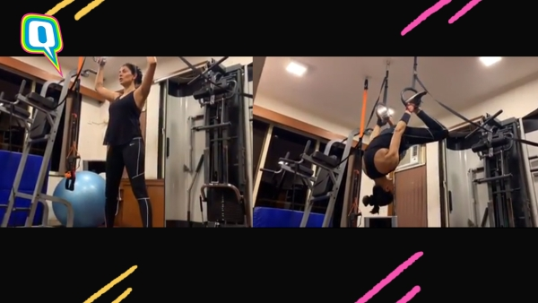 Sushmita Sen's Body Is Giving Us Serious Envy And We Live For It