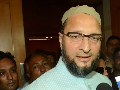 PM only paying lip service to minorities, says Owaisi