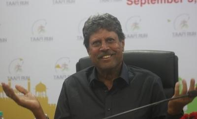 Films on sports stars a good sign: Kapil Dev