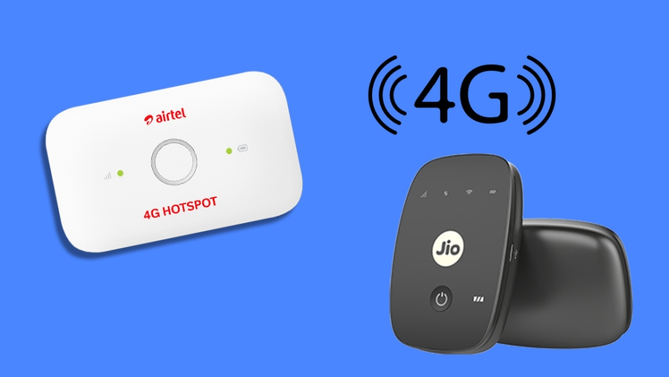 Airtel's 4G Hotspot Router Price in India: Airtel Has a New