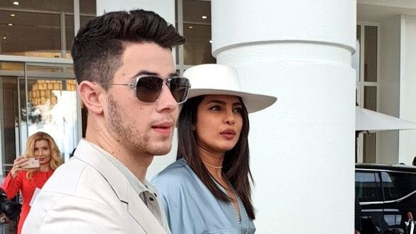 QuickE: Nick Jonas in Cannes; Salman Khan on Hina Khan
