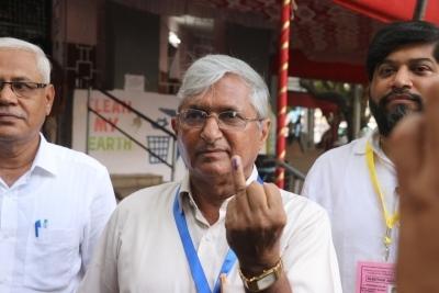 Voting for Panaji bypoll gets underway