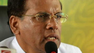 President Maithripala Sirisena issued an extraordinary gazette banning a number of extremist organisations on Monday.