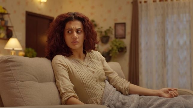 'Game Over' Teaser: Taapsee Promises Video Game-Inspired Thriller