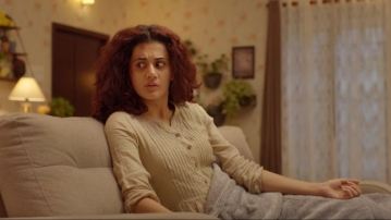 Taapsee Pannu in <i>Game Over.</i>
