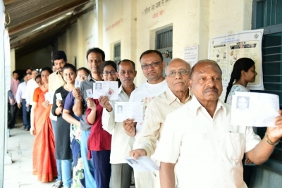 Repolling at five Andhra booths peaceful