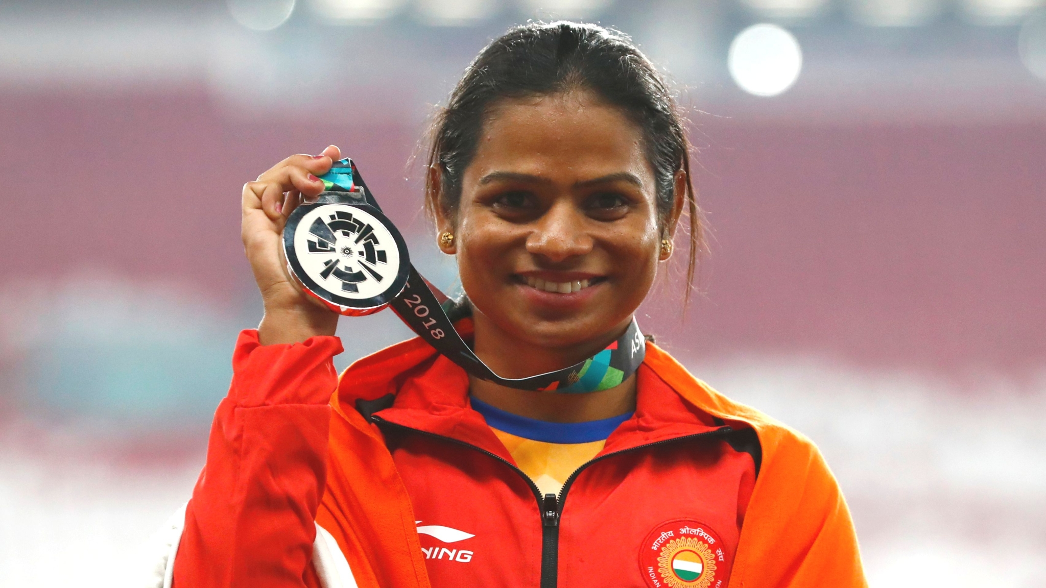 Sprinter Dutee Chand Reveals She's in Same-Sex Relationship