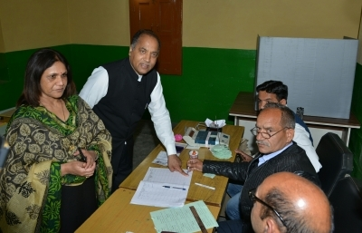 High poll percentage means BJP's victory: Himachal CM