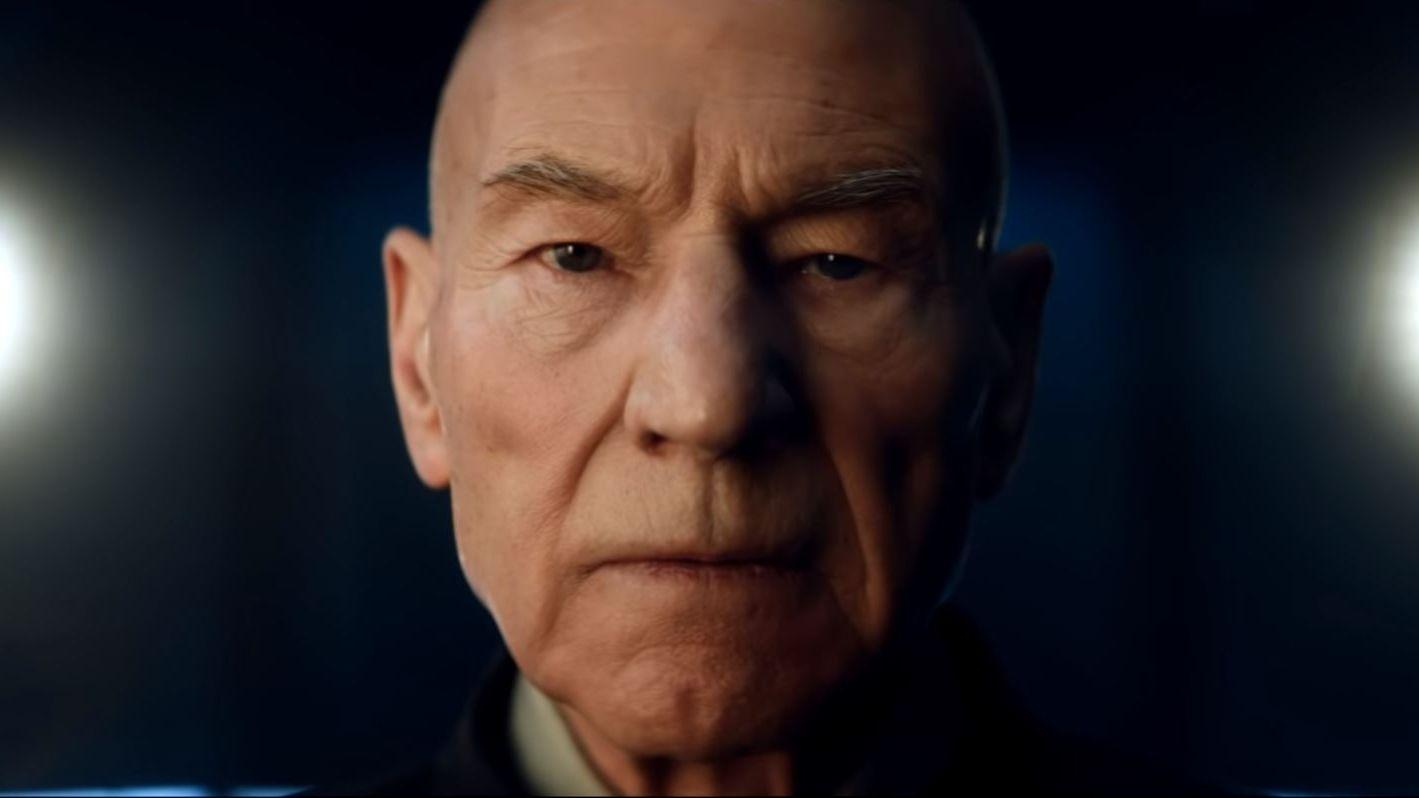 Watch the First Teaser Trailer of 'Star Trek: Picard'