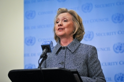Hillary Clinton may launch her film, TV production firm