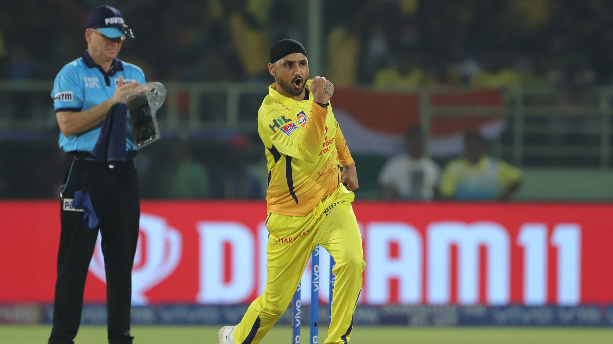 'Harbhajan Is Bowling With Lot Of Confidence': Brett Lee