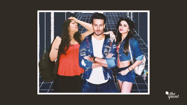 Tiger Shroff, Tara Sutaria and Ananya Panday in <i>Student of the Year 2</i>.