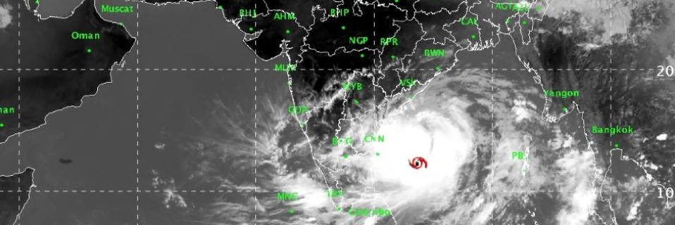 This Mobile App Can Help Provide Relief & Rescue As Cyclone Fani