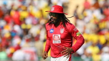 Chris Gayle said there is nothing left for him to prove and he is playing only for his legions of fans.