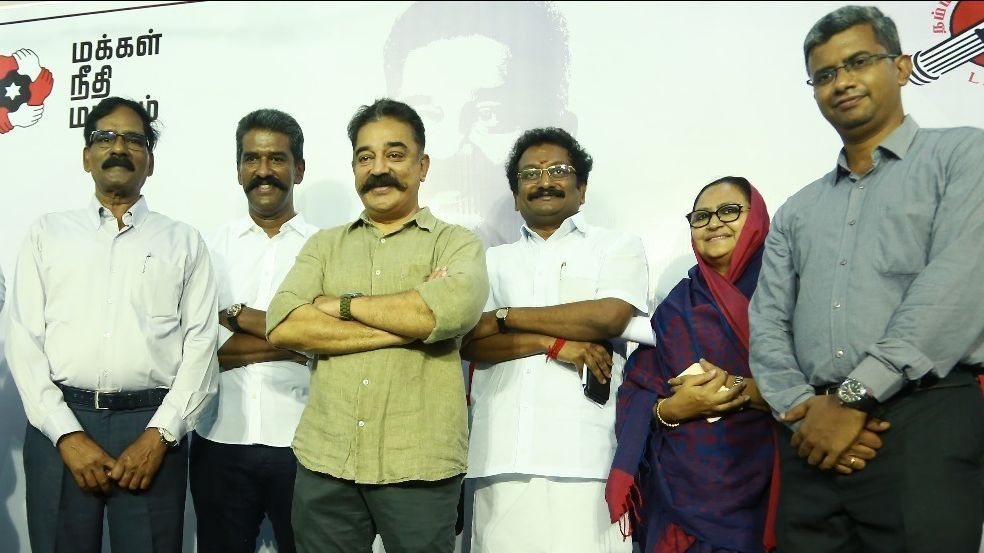 Kamal Haasan's MNM Cuts into Vote Share of Dravidian Parties