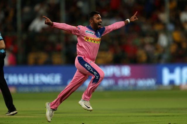 Another all-rounder who starred for the Royals in their otherwise not-so-pink season was Shreyas Gopal.