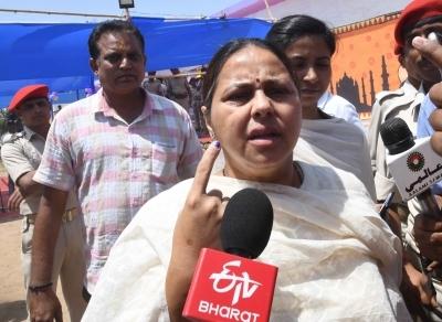 25.25% voting in Bihar LS polls