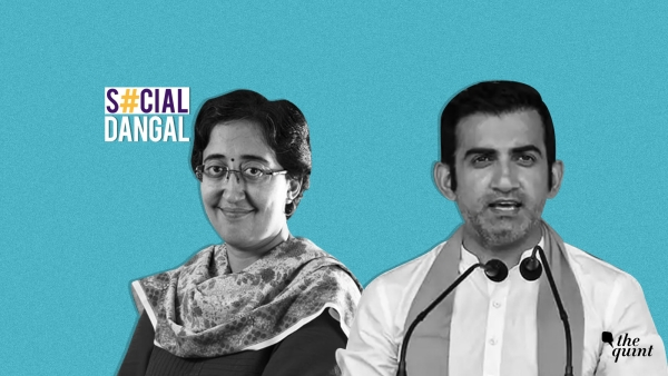 Atishi has accused Gautam Gambhir of distributing derogatory pamphlets on her.