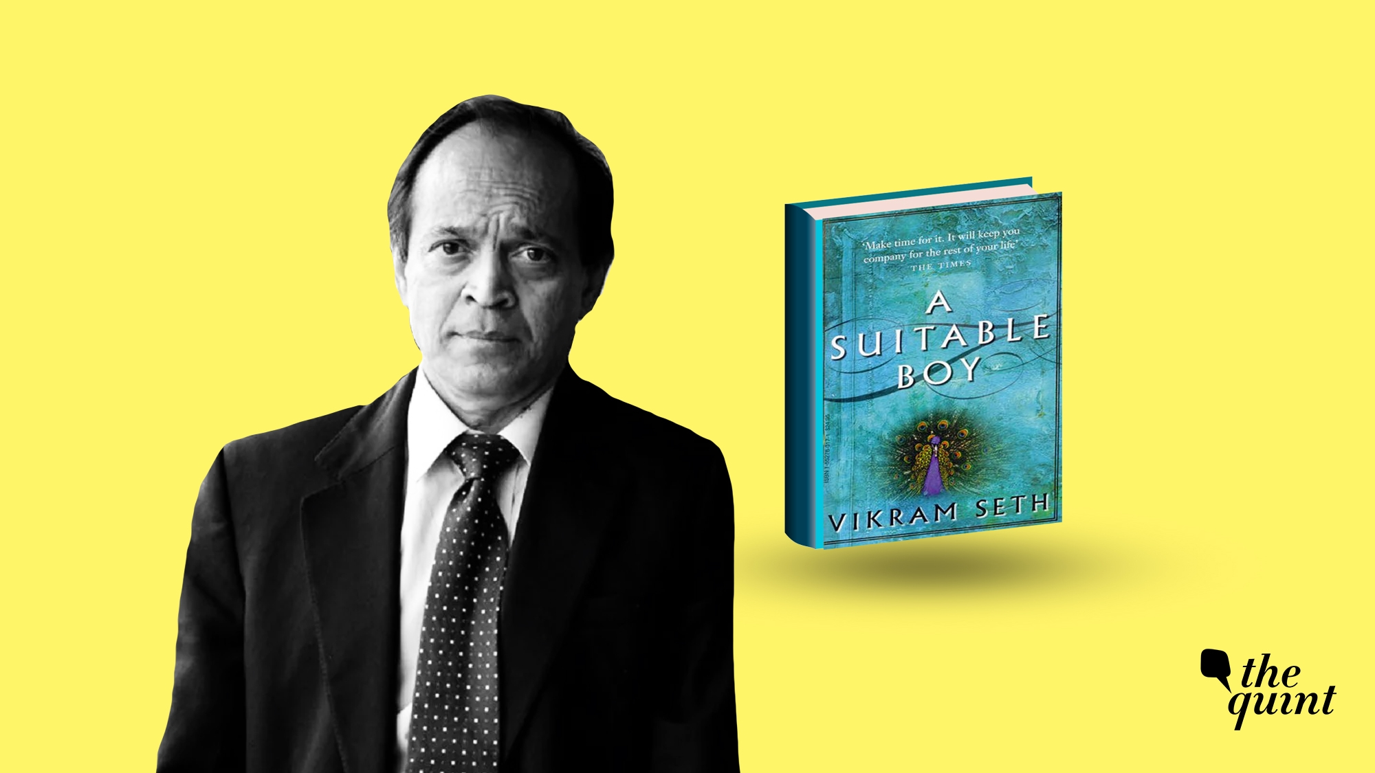 Filming Vikram Seth's 'A Suitable Boy': Will Makers Say 'Sooth'?