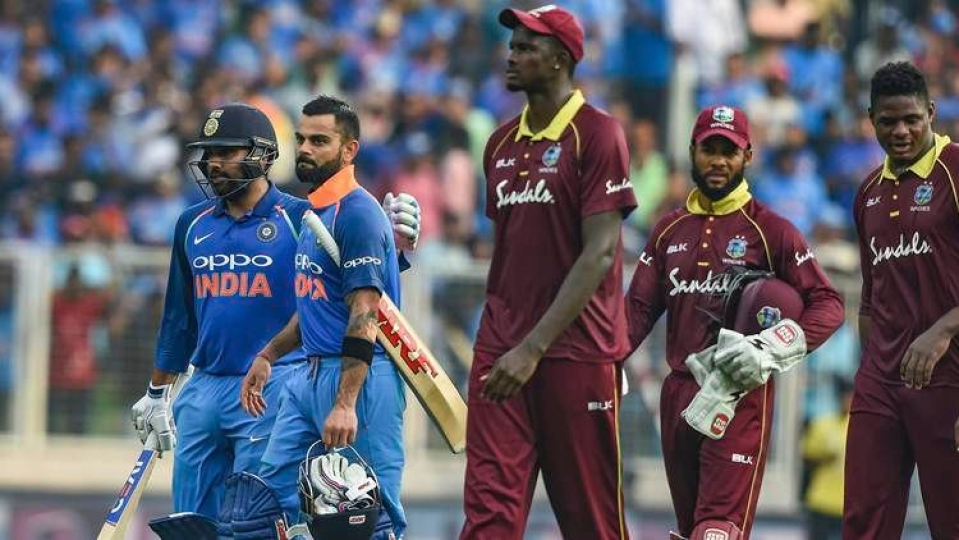 India's Tour of West Indies 2019: Details of Schedule & Venue