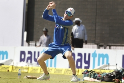Pretending World Cup is not on: Hazlewood