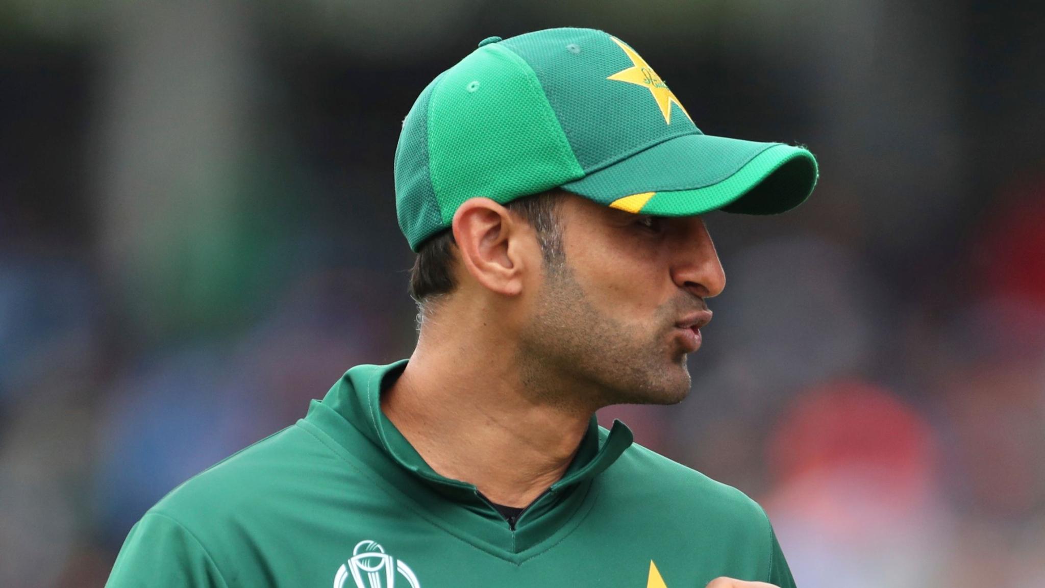 Shoaib Malik's Career as Good as Over: Former Pakistan Players