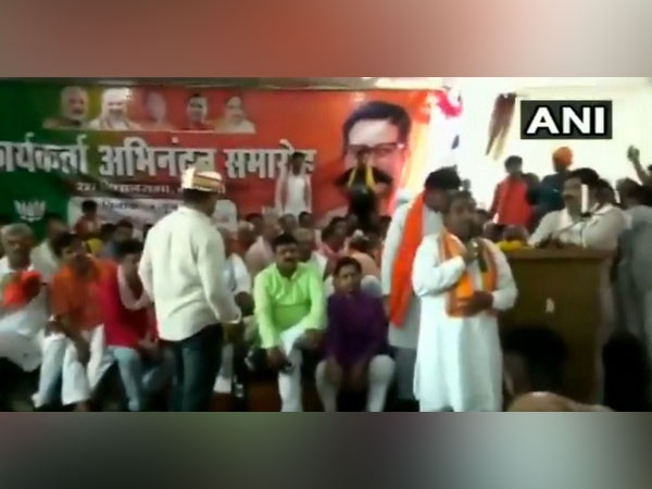 'If Govt Employees Don't Respect, Hit Them with Shoes': UP BJP MLA