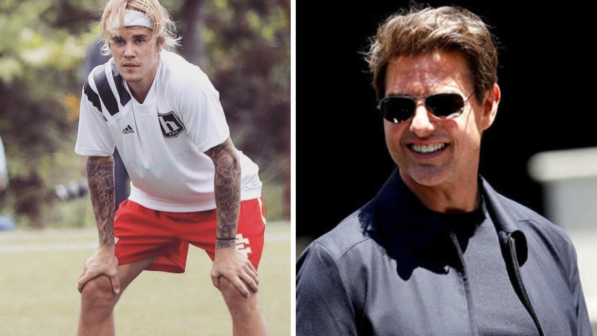 Justin Bieber Challenges Tom Cruise to a Fight, & Guess Who Won!