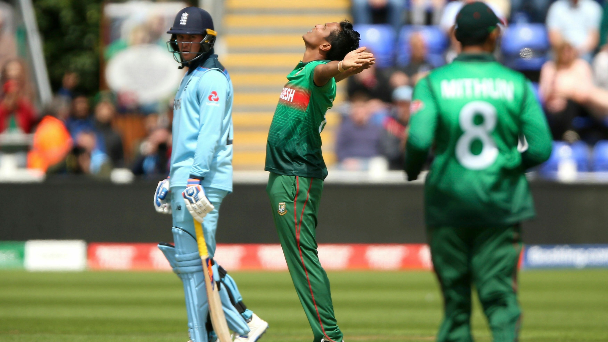 BAN vs SL ICC World Cup Live: Where to Watch Streaming Online