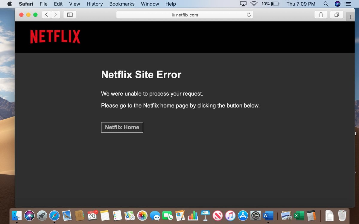 Netflix Crash for a While Makes Subscribers Miserable