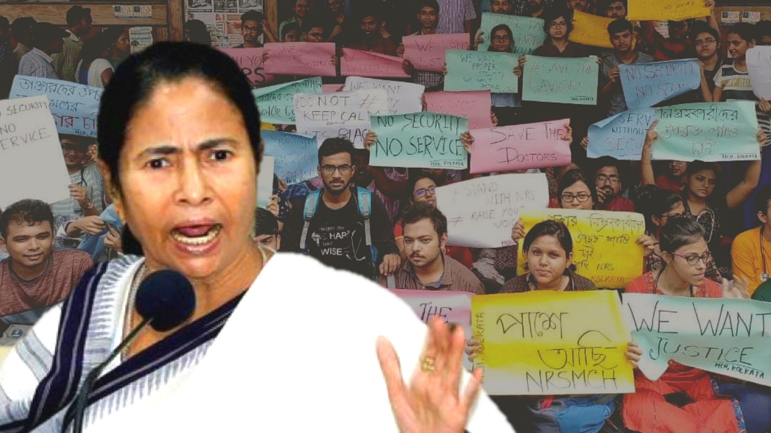 The Many Missteps of Mamata Banerjee in the Ongoing Doctors Crisis