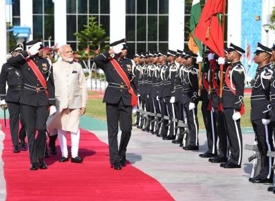 Maldives government confers 'Rule of Nishan Izzudheen' on Modi